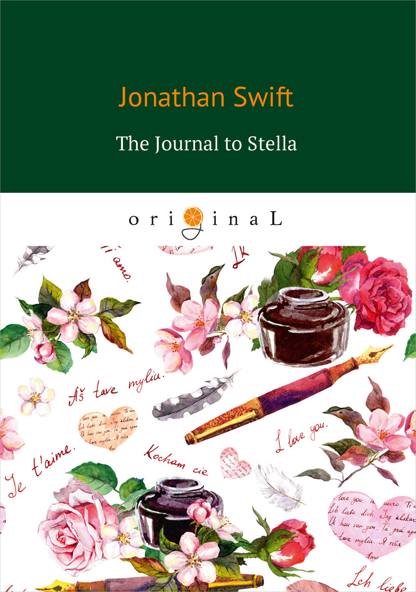 Jonathan Swift The Journal to Stella отсутствует letters from a lady who resided some years in russia to her friend in england