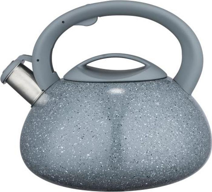 """Чайник """"Winner"""" выполнен из высококачественной нержавеющей стали, что обеспечивает долговечность использования. Нейлоноваяфиксированная ручка делает использование чайника очень удобным и безопасным. Цельнометаллическое дно способствует равномерному распространению тепла. Чайник снабжен свистком. Можно мыть в посудомоечной машине. Пригоден для всех видов плит, включая индукционные.Толщина стенки - 0,6 мм.Толщина дна - 0,5 мм."""