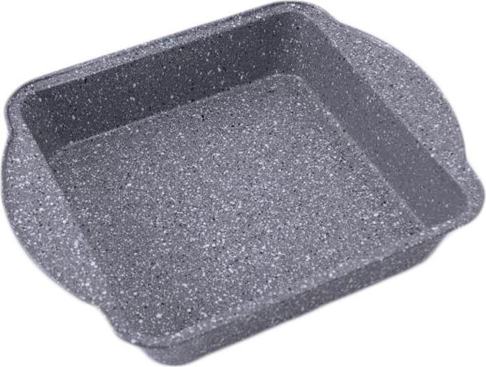 """Форма для выпечки Winner """"Happy Life"""" выполнена из углеродистой стали с антипригарным мраморным покрытием. Углеродистая сталь - это прочный, легкий и долговечный материал, который прекрасно проводит тепло, способствуя хорошему пропеканию вашей выпечки. С такой формой вы всегда сможете порадовать своих близких оригинальной выпечкой.Подходит для чистки в посудомоечной машине."""