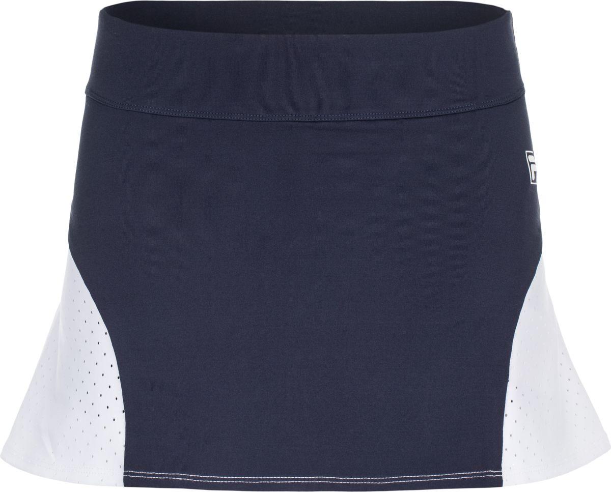 Юбка для девочки Fila, цвет: сапфировый. A19AFLSKG01-Z3. Размер 152 юбка шорты теннисная adidas аdizero ak0351 белая