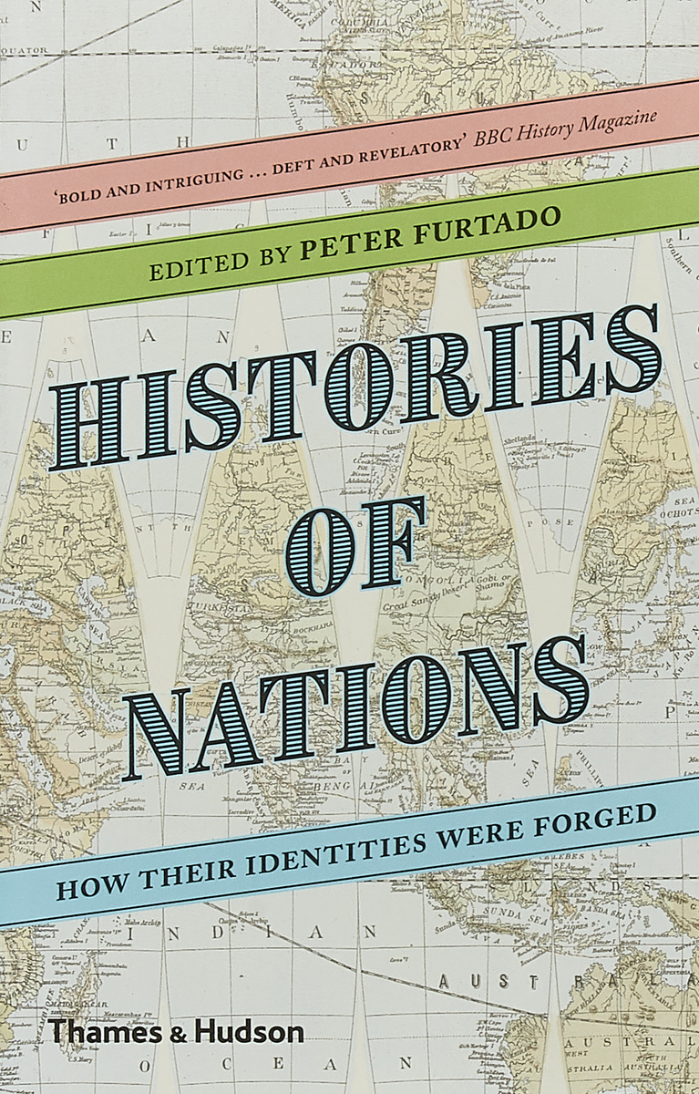 Histories of Nations: How Their Identities Were Forged america – a narrative history 4e tm