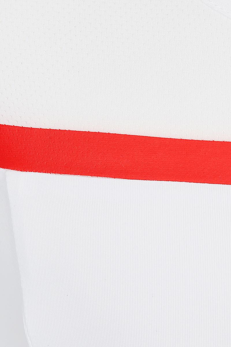 Футболка для девочки Fila, цвет:  белый.  A19AFLTSG04-00.  Размер 164 Fila