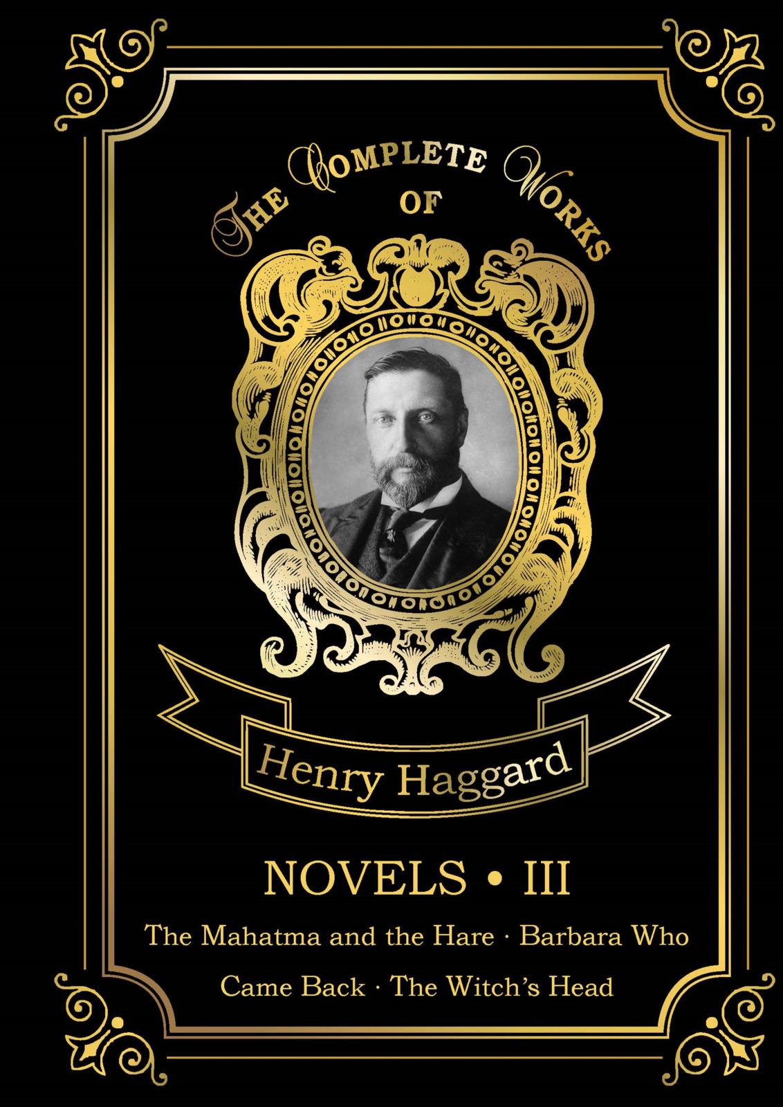Henry Haggard Novels III haggard h r barbara who came back