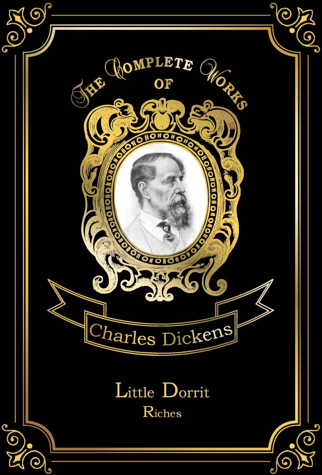 Charles Dickens Little Dorrit: Riches the financier