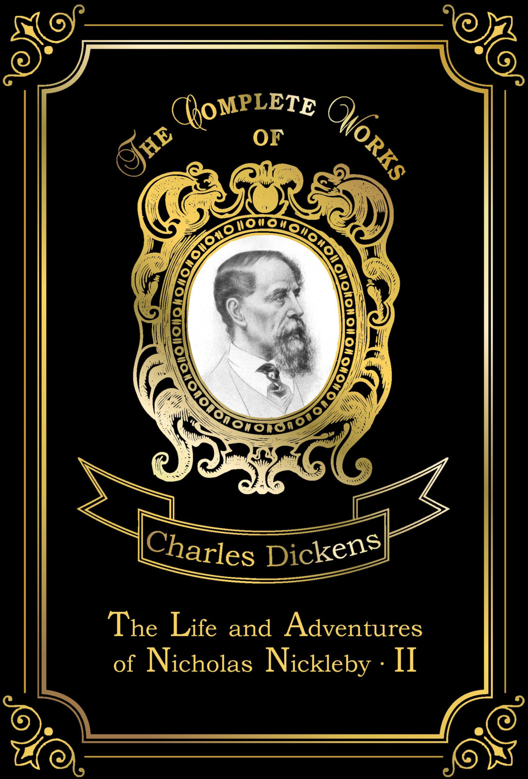 Charles Dickens The Life and Adventures of Nicholas Nickleby II купить в Москве 2019