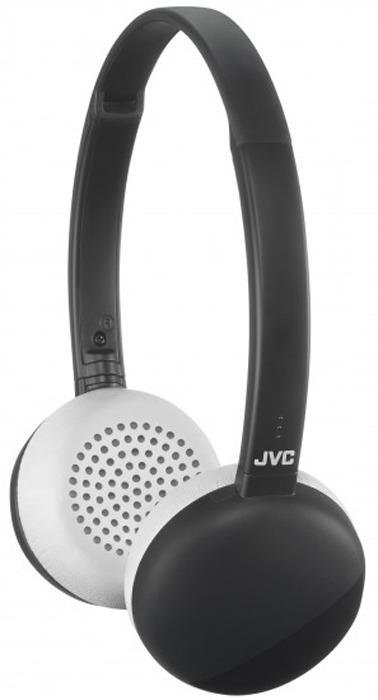 Наушники беспроводные JVC HA-S20BT-B-E, цвет: черный беспроводные наушники b