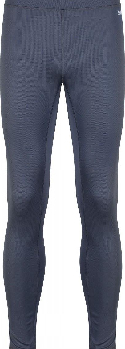 Термобелье брюки мужские Regatta Beckley Pant, цвет: серый. RMU026-038. Размер XXXL (62) брюки мужские regatta xert str trs ii цвет черный rmj177 800 размер 56