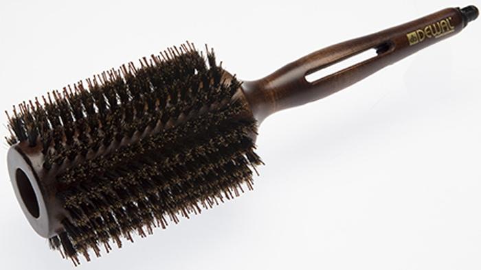 Брашинг Dewal Престиж, диаметр 43 х 65 мм dewal beauty брашинг бархат цвет черный диаметр 18 мм