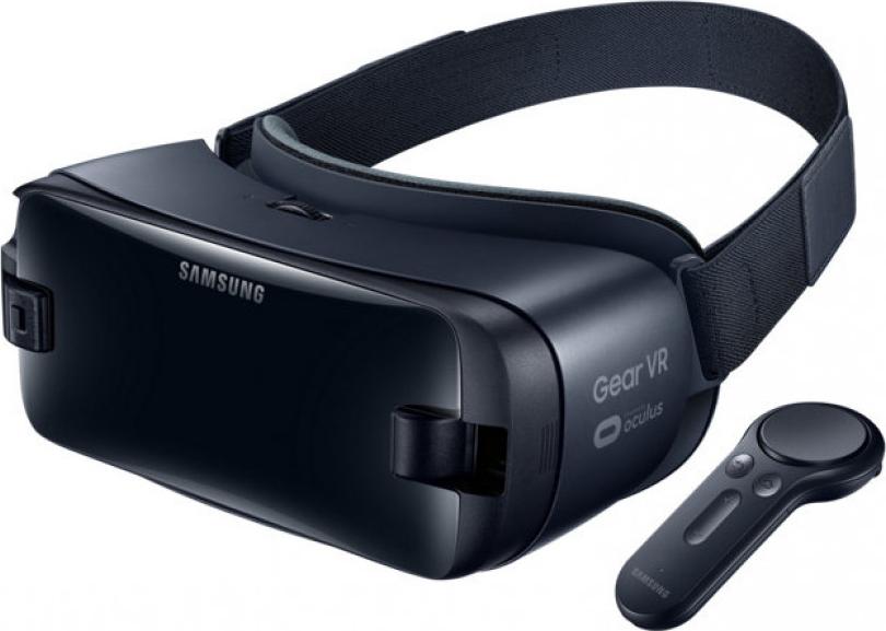 Очки виртуальной реальноcти Samsung Samsung Gear VR SM-R325, Dark Blue