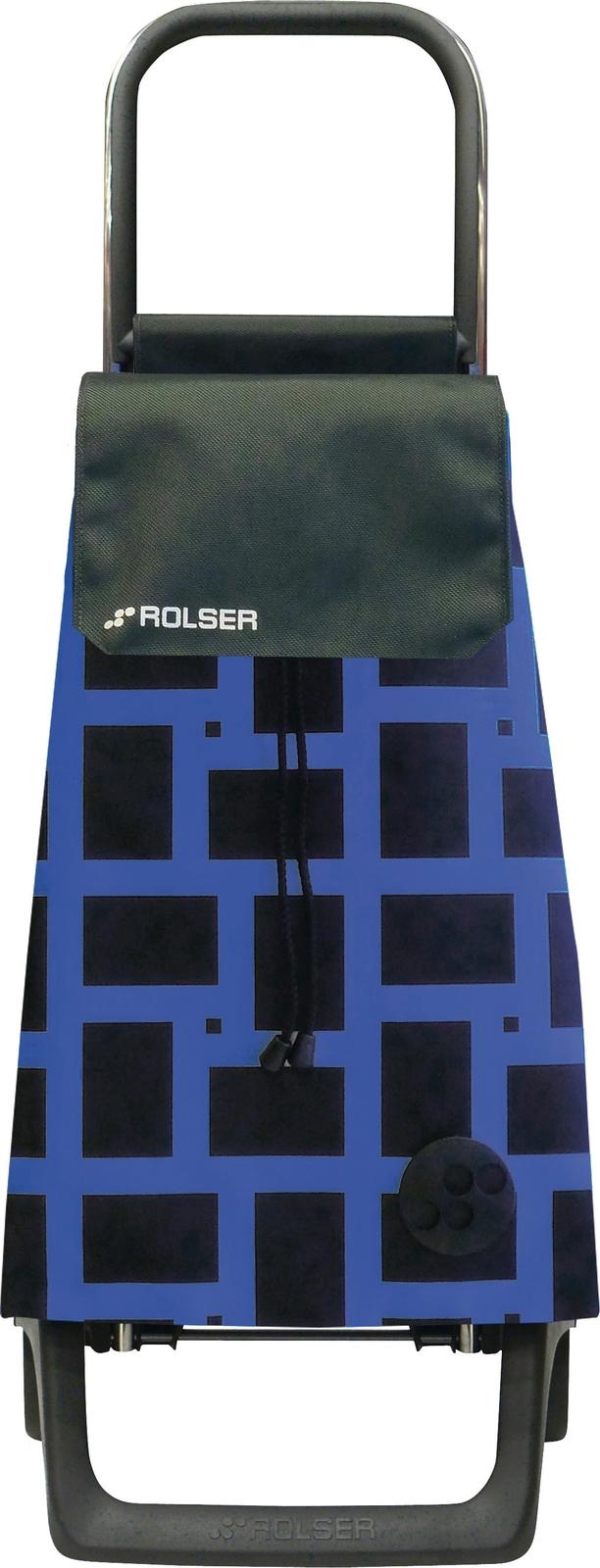 Сумка-тележка Rolser JOY-1800, цвет: синий, 32 л. BAB028 сумка тележка rolser logic rg цвет синий 41 л pep004