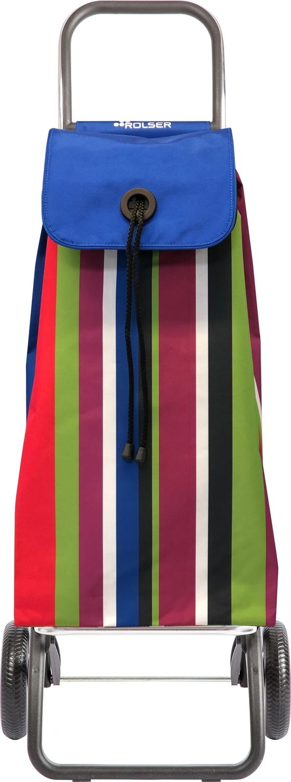 Фото - Сумка-тележка Rolser Convert RG, цвет: синий, 43 л. IMX120 сумка тележка rolser dos 2 цвет синий 48 л pac035