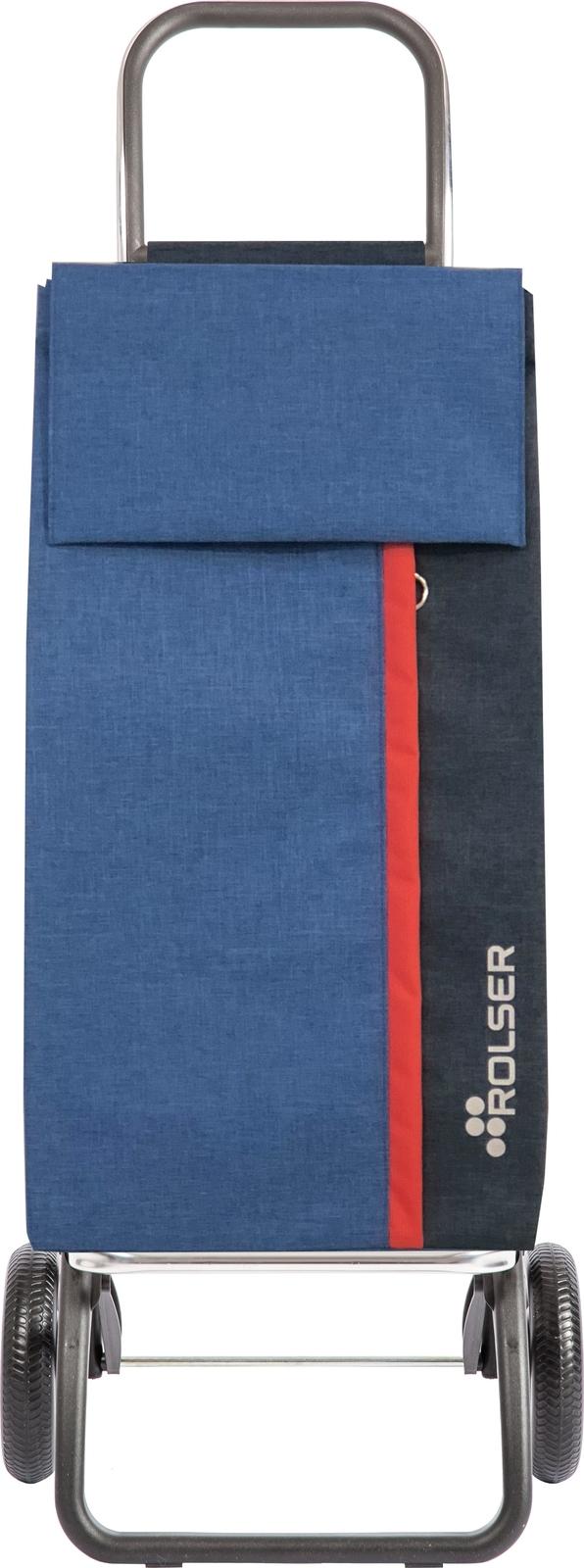 Фото - Сумка-тележка Rolser Convert RG, цвет: синий, 40 л. KAN001 сумка тележка rolser dos 2 цвет синий 48 л pac035