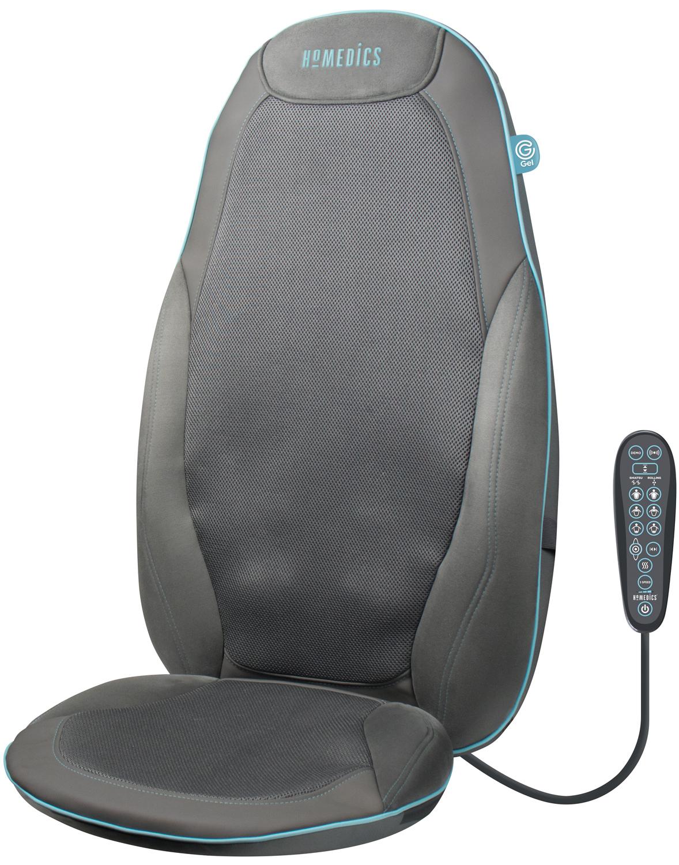 Накидка массажная HoMedics SGM-1300H-EU, цвет: серый