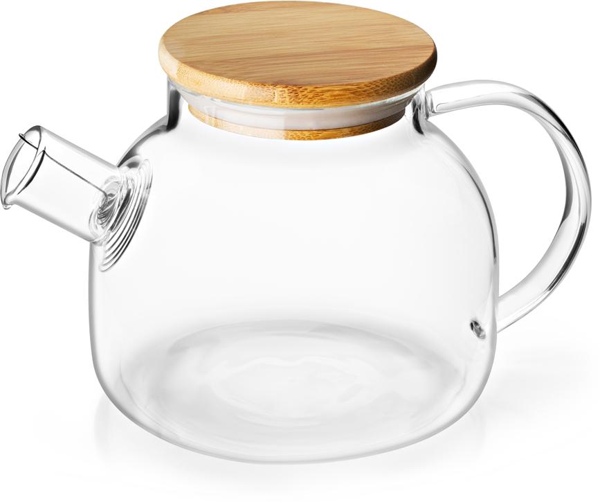"""Чайник заварочный Apollo """"Lime-Time"""" полностью изготовлен из высококачественного стекла и снабжен крышкой. Стеклянный корпус обеспечивают легкую очистку. Лаконичный дизайн изделия прекрасно впишется в любой интерьер. Чайник поможет заварить крепкий ароматный чай и великолепно украсит стол к чаепитию."""