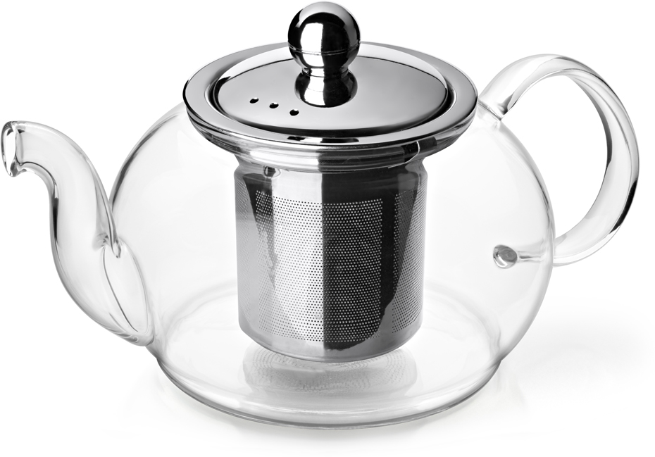 Чайник заварочный Apollo Marry-Berry, цвет: прозрачный, 600 мл чайник заварочный walmer sapphire цвет прозрачный 600 мл