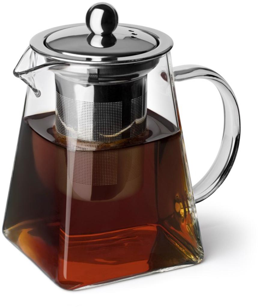 Чайник заварочный Apollo изготовлен из высококачественного стекла и снабжен крышкой. Стеклянный корпус и фильтр обеспечивают легкую очистку. Лаконичный дизайн изделия прекрасно впишется в любой интерьер. Чайник поможет заварить крепкий ароматный чай и великолепно украсит стол к чаепитию.