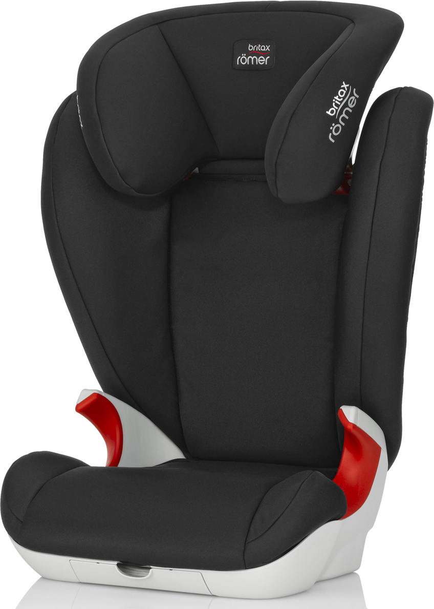 Автокресло детское Britax Roemer Kid II Cosmos Black Trendline, от 15 до 36 кг автокресло группа 0 1 0 18 кг britax roemer first class plus flame red