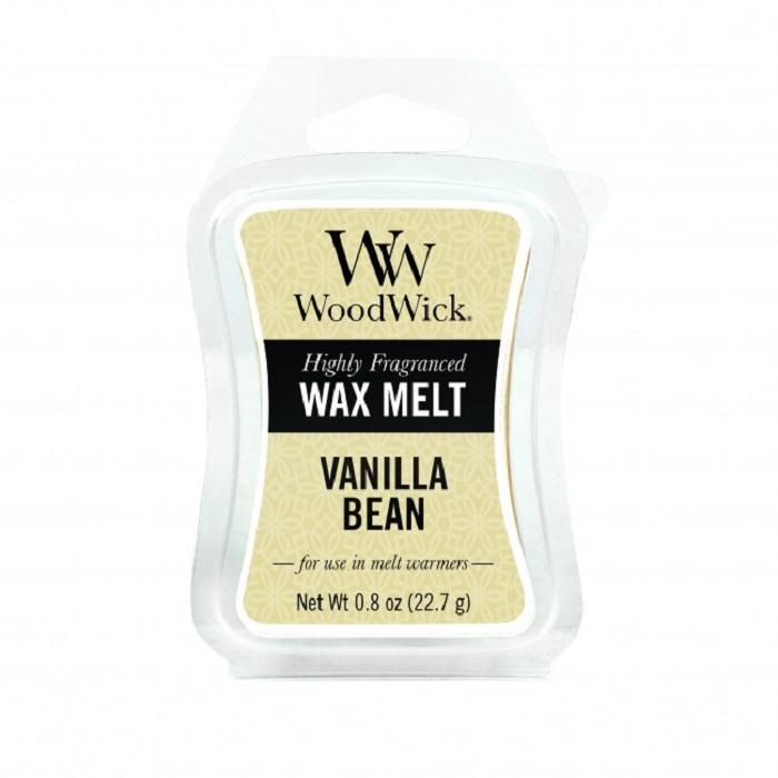 Ароматический воск Woodwick Натуральная ваниль свеча ароматизированная woodwick натуральная ваниль высота 18 см