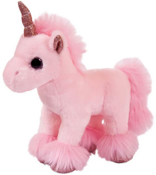 Игрушка мягкая Teddy Единорог, 15 см мягкая игрушка ty beanie boo s единорог fantasia 15 см