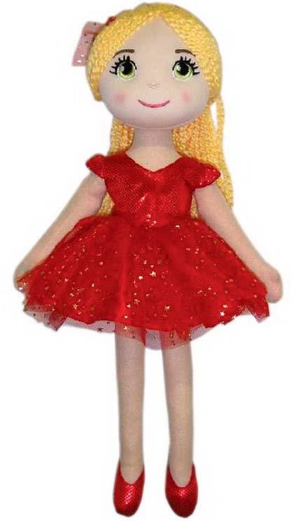 Кукла Teddy Балерина, в красной пачке, 40 см. M6019 кукла мартина 40 см