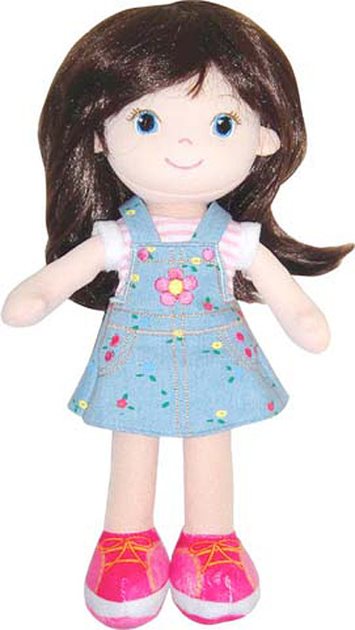 Кукла Teddy Брюнетка, 32 см цена