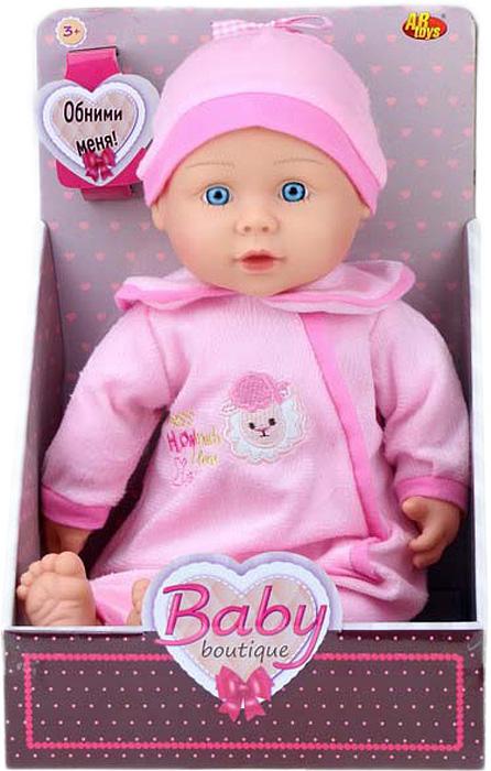 Кукла Dimian Baby Boutique, 40 см. PT-00957 кукла bjd kreamdoll bjd [pino] crying baby
