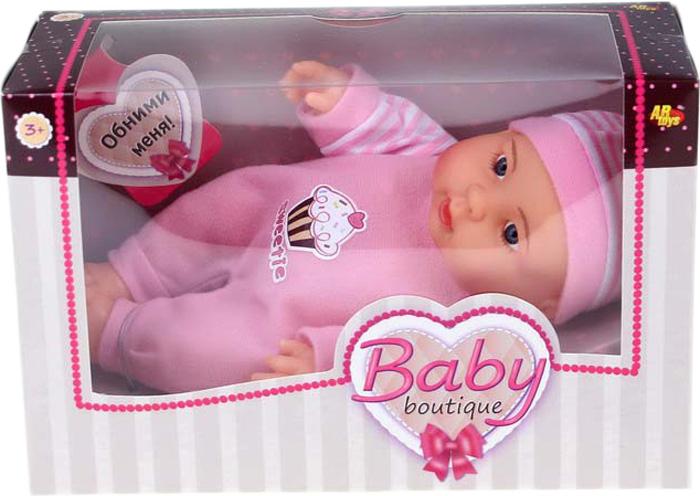 Кукла ABtoys Baby Boutique, 22 см. PT-00963 кукла abtoys abtoys mp002xc0025z
