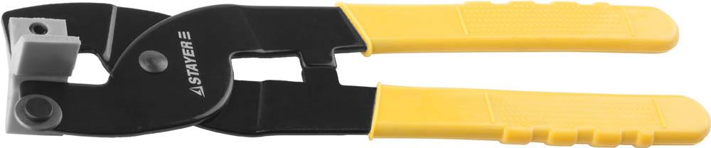 Плиткорез-кусачки Stayer Standard, с пластиковой губой, 200 мм плиткорез stayer standard 3303 60 с усиленным основанием 600мм