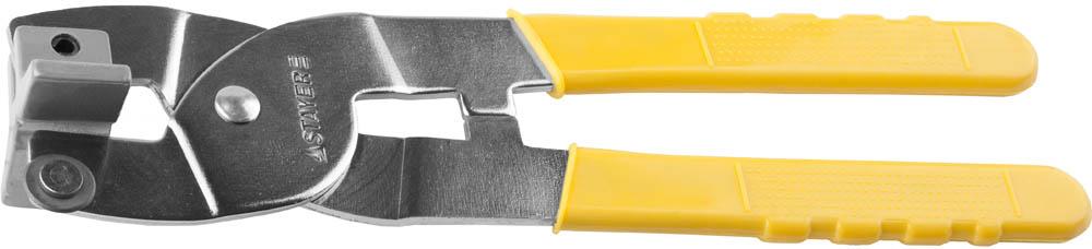 Плиткорез-кусачки Stayer Master, с металлической губой, 200 мм кусачки для плитки тип клюв попугая 195мм vira 810024