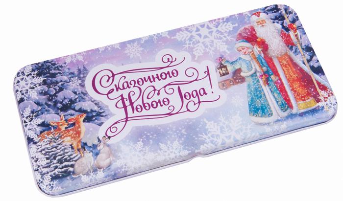 Конверт для денег Magic Time Зимний лес. 78115 подарочная коробочка для денег конверт для денег сердечки 43685