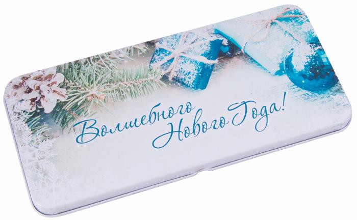Конверт для денег Magic Time Волшебного Нового Года. 78116 подарочная коробочка для денег конверт для денег сердечки 43685