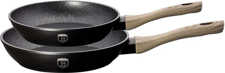 Набор сковородок Berlinger Haus Forest Line, 2 шт. 1723-BH сковорода berlinger haus forest line 28cm bh 1527