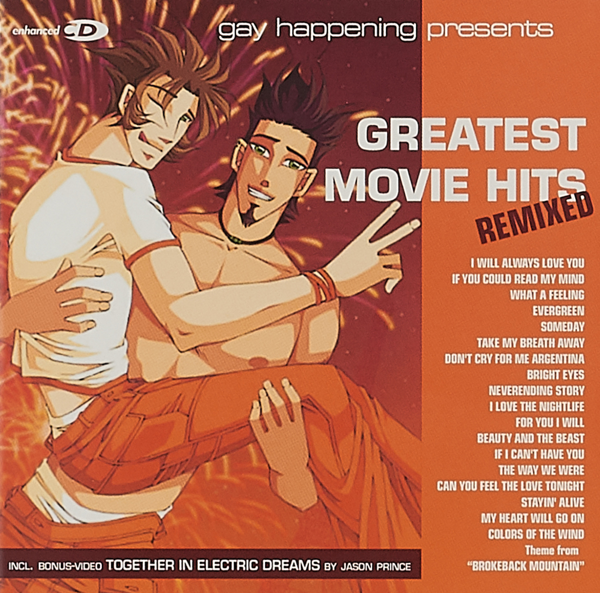 Gay Happening Presents. Greatest Movie Hits cd eagles the complete greatest hits