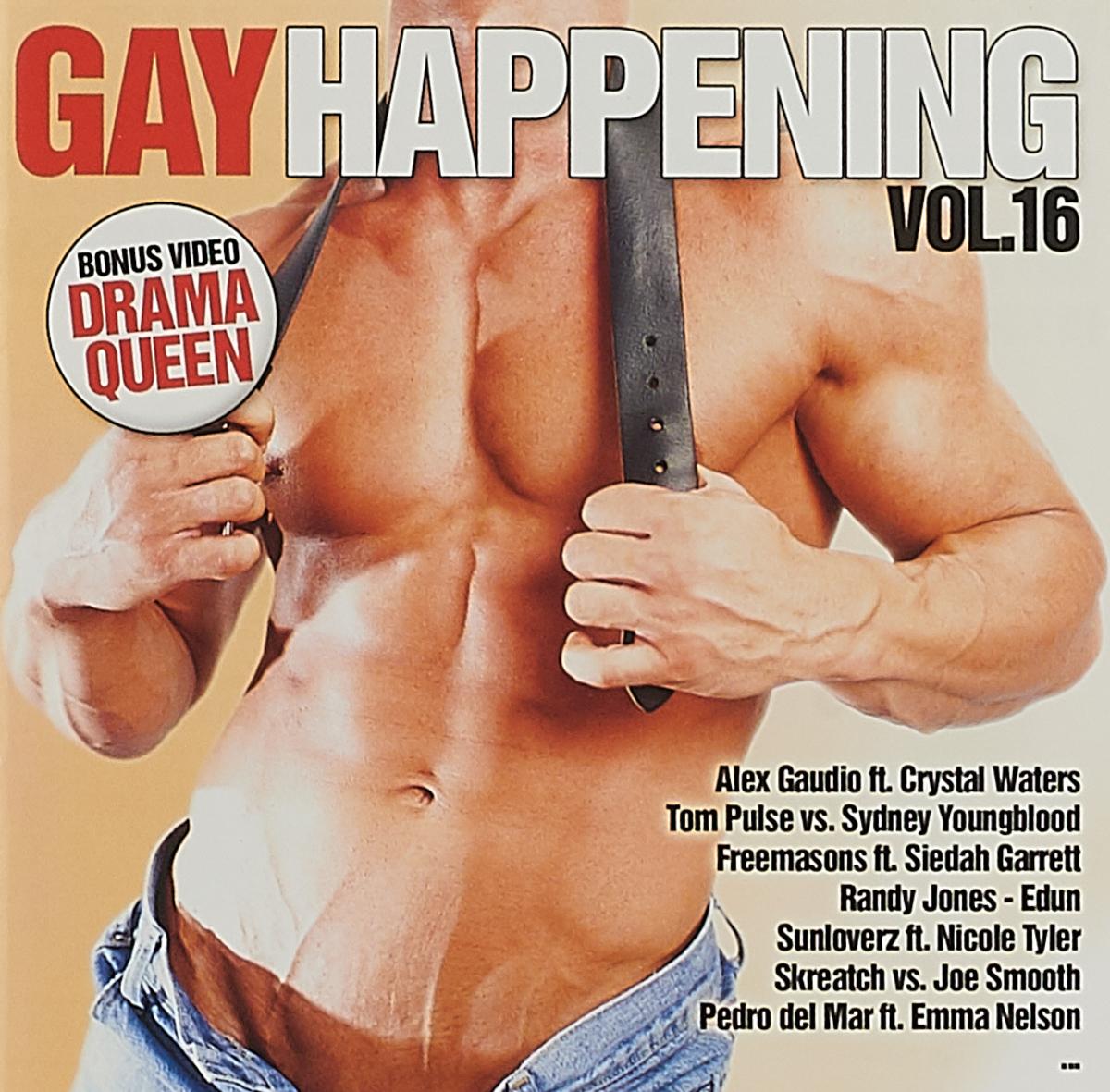 Gay Happening Vol.16 gay happening vol 18