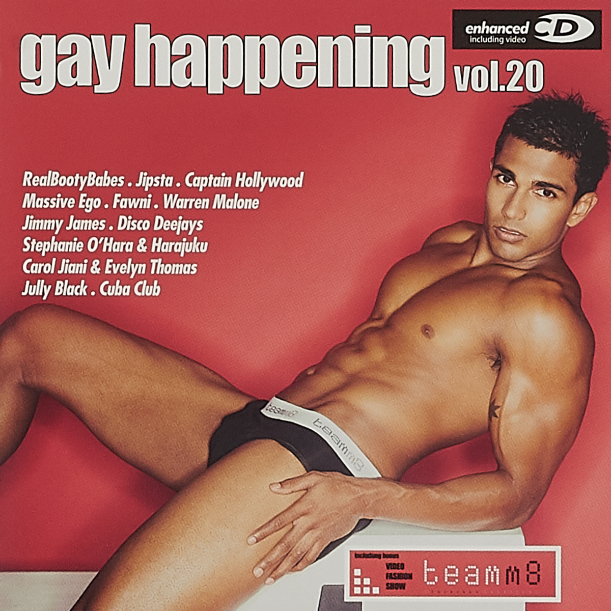 Gay Happening Vol.20 gay happening vol 18