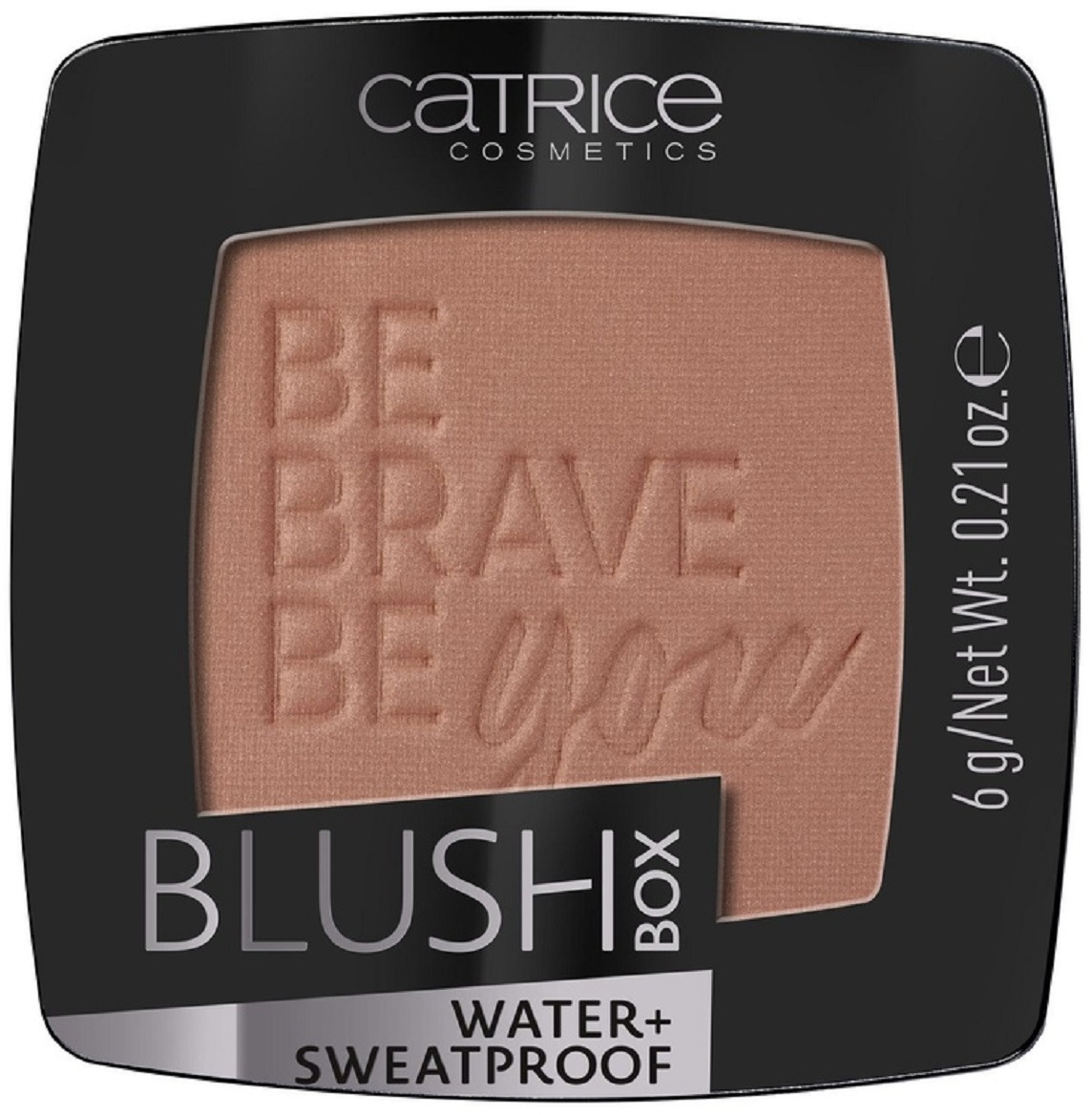 Румяна Catrice Blush Box, оттенок 060 Bronze,  г