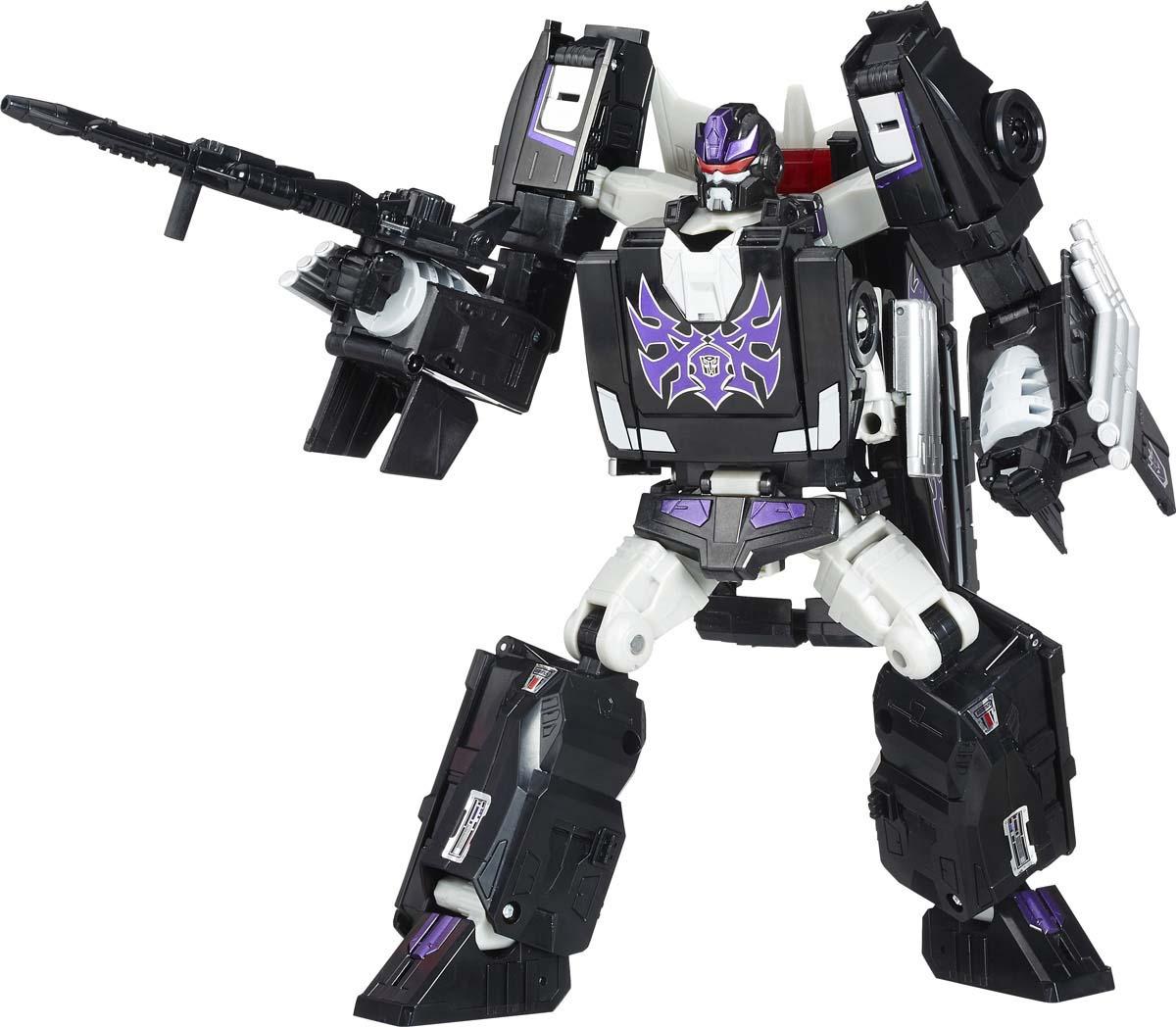 Игрушка трансформер Transformers Дженерейшнз Лидер. E0601EU4_Е1150 transformers трансформер combiner force windblade