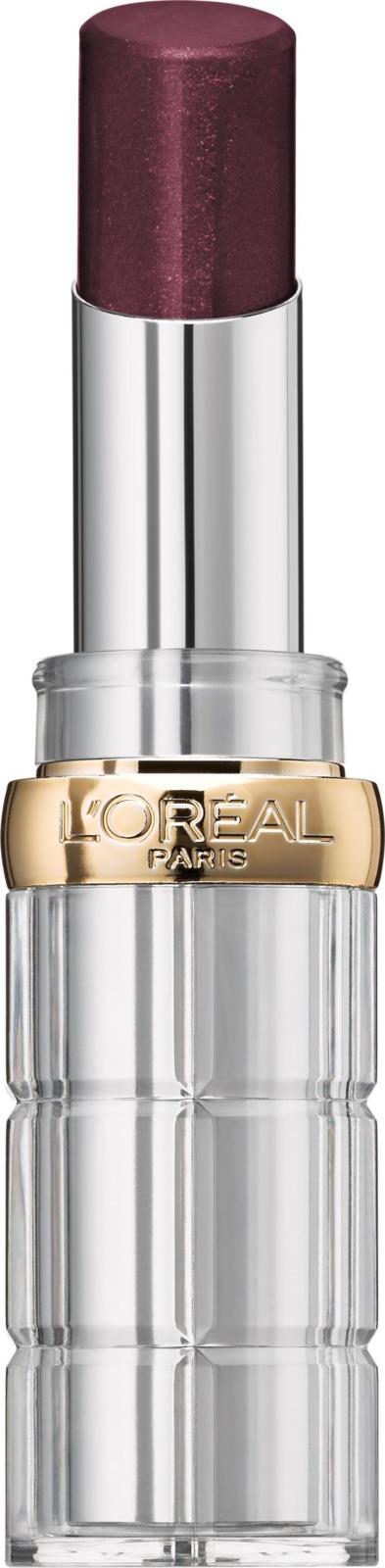 Помада для губ L'Oreal Paris Color Riche Shine, сияющая, защищающая, увлажняющая, оттенок 470, 4,8 г