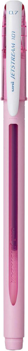 Набор ручек шариковых Uni, Jetstream SX-101-07FL, цвет чернил: синий, 12 шт