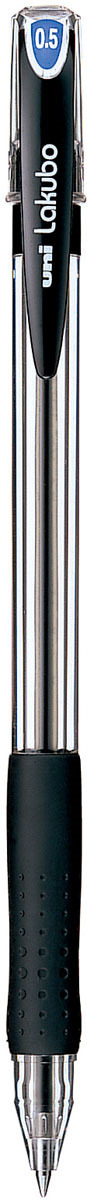 Набор ручек шариковых Uni, Lakubo SG-100, цвет чернил: черный, 0,5 мм. 12 шт музыка и многое другое ohto cb 10mj гранд серии ручки синий керамические бусины 0 5мм черный полный металл сделано в японии