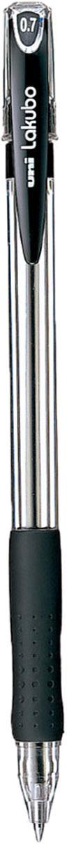 Набор ручек шариковых Uni, Lakubo SG-100, цвет чернил: черный, 0,7 мм. 12 шт музыка и многое другое ohto cb 10mj гранд серии ручки синий керамические бусины 0 5мм черный полный металл сделано в японии