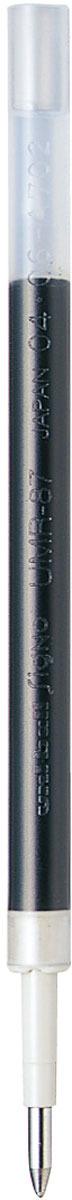Набор сменных стержней Uni для гелевых ручек UMN-207 UMN-207GG, UMN-105, 0,5 мм. 12 шт pilot набор стержней для шариковой ручки bps gp цвет черный 12 шт fj gp m b 12