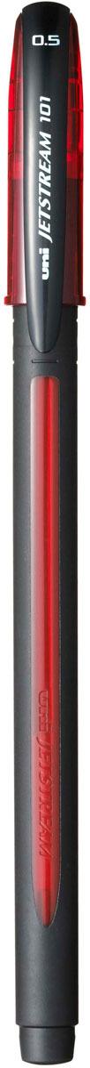 Набор ручек шариковых Uni, Jetstream SX-101-05, цвет чернил: красный, 12 шт