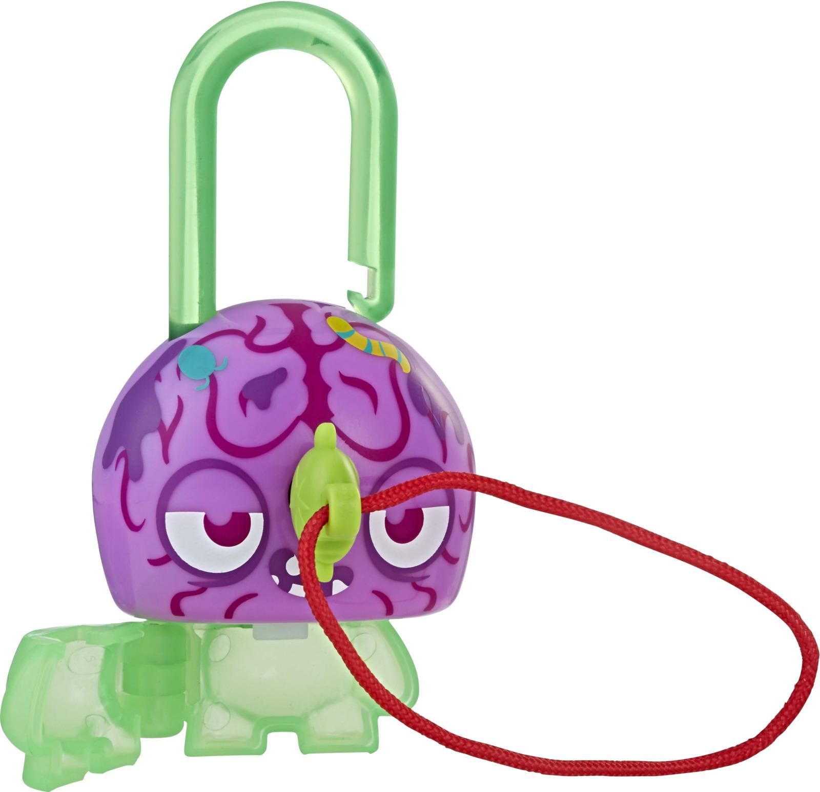 Игровой набор Lock Stars Замочки с секретом. Голова мозги чехол игровой ранний старт замок для дск люкс