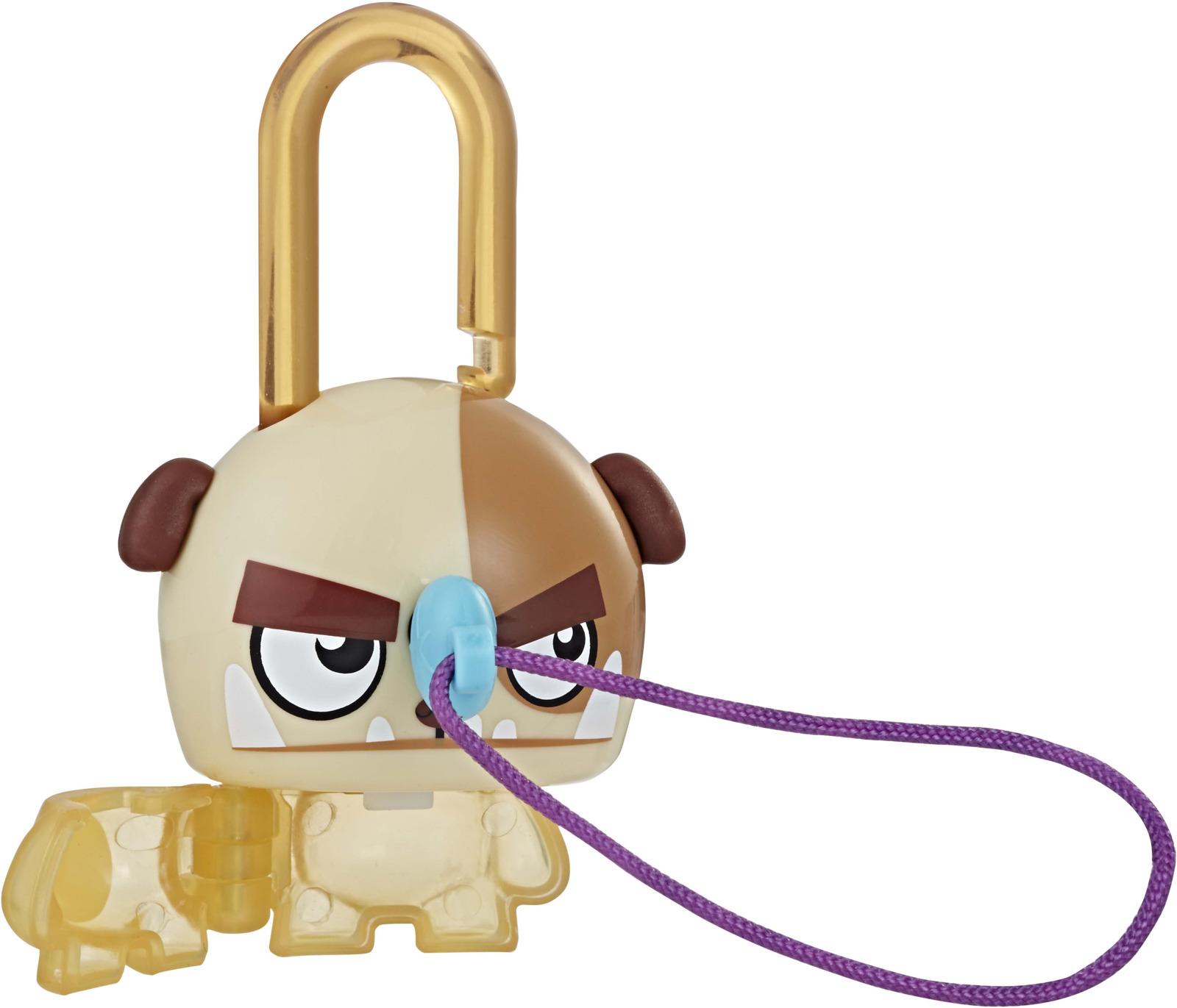 Игровой набор Lock Stars Замочки с секретом. Коричневая собака замок hp lock cable lock 10mm t1a62aa