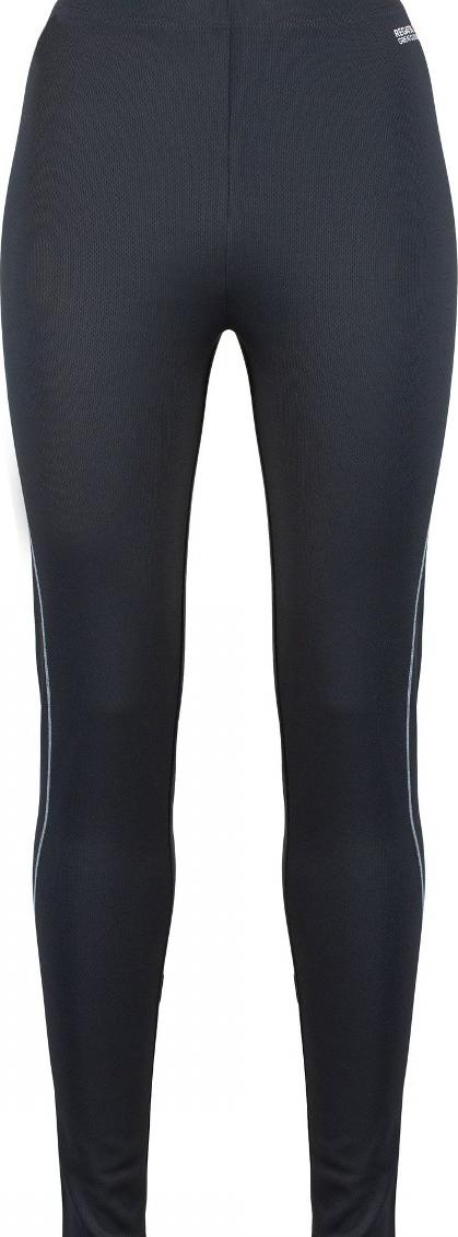 Термобелье брюки женские Regatta Beckley Pant, цвет: серый. RWU026-61I. Размер 16 (48) штаны прямые женские rip curl baleare pant polignac purple