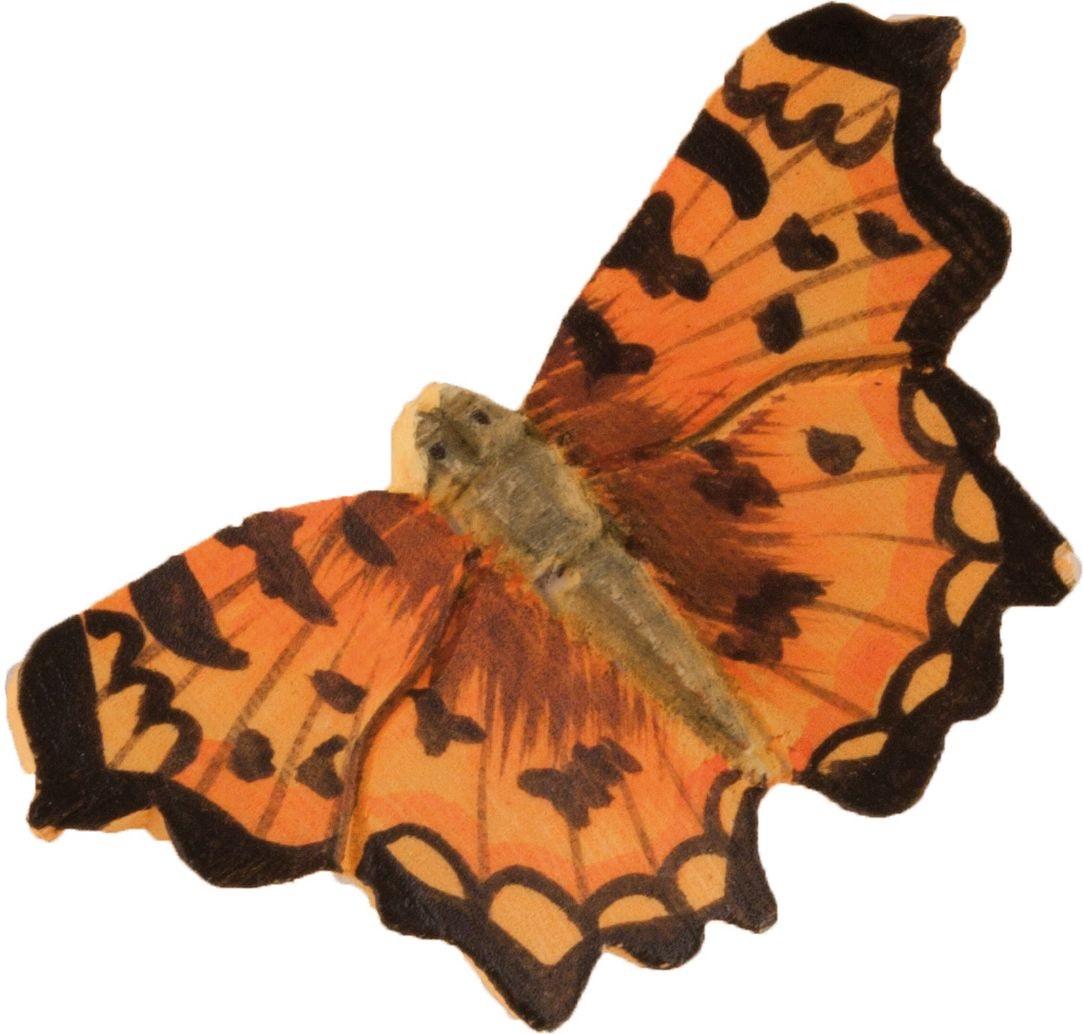 Фигурка Wildlife Garden Бабочка декоративная comma hoox comma black