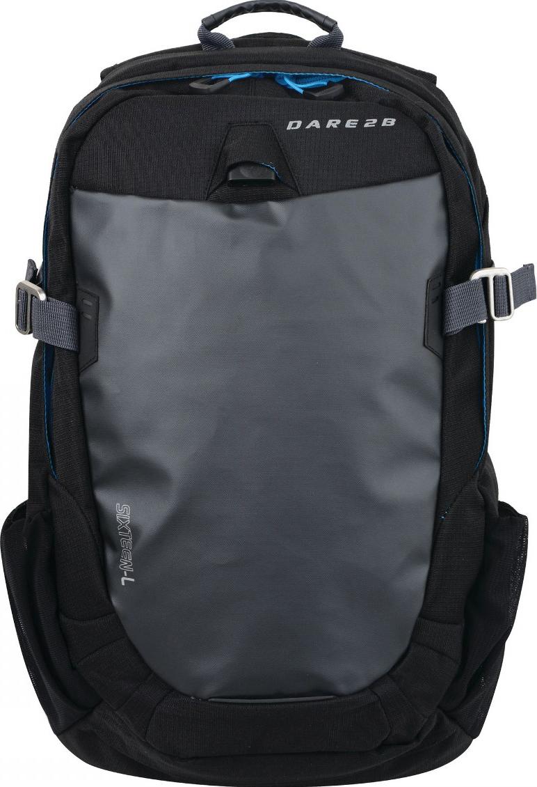 Рюкзак Dare 2b Krosfire, цвет: черный, серый. DUE407 футболка dare 2b dare 2b da017emaxbd3