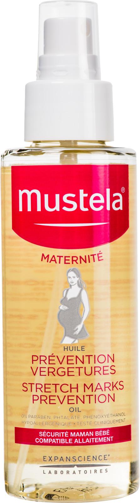 Mustela Maternity Масло для профилактики растяжек 105 мл мустела матернити масло для профилактики растяжек 105 мл