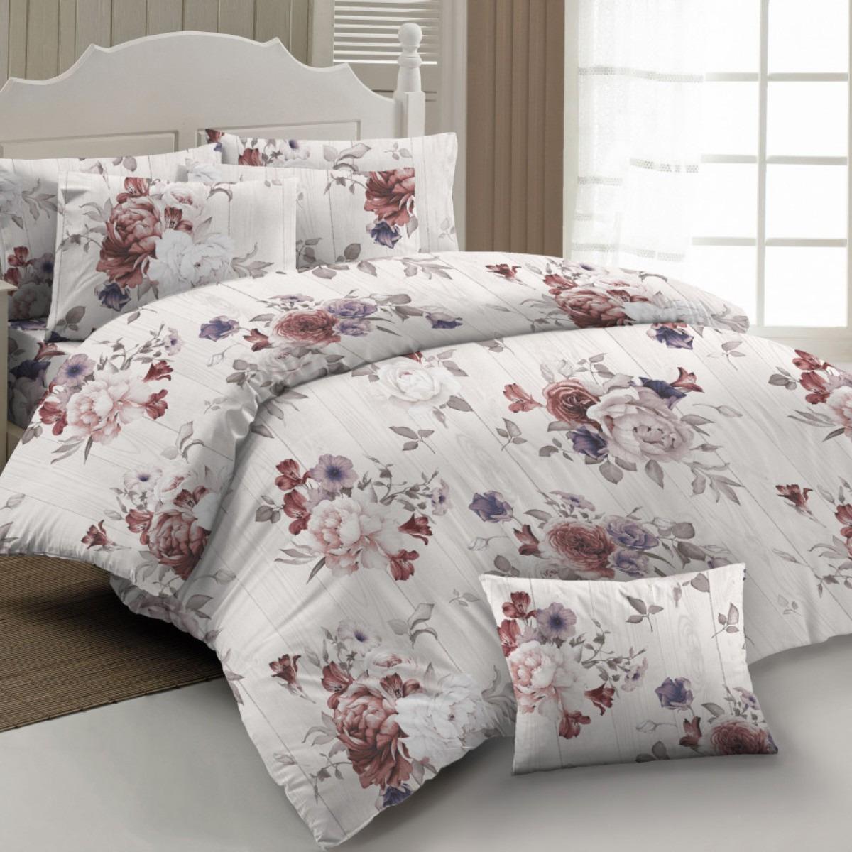 Комплект постельного белья Letto, 1,5-спальный, наволочки 70х70. B401-3